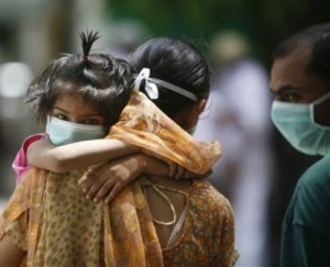 India has swine flu