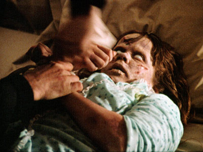 "Demonic Possesion and Exorcism: From the movie ""The Exorcist"""