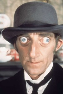feldman 202x300 Celebrity with disease: Marty Feldman had Graves Disease