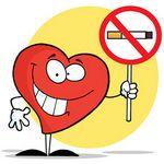 heart no smoking