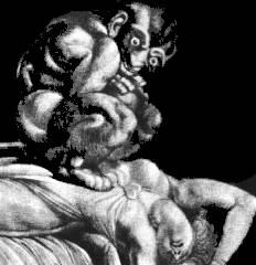Khyaak - The Demon Of The Dark