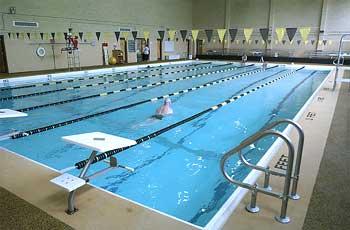 Swimming pool chloramines