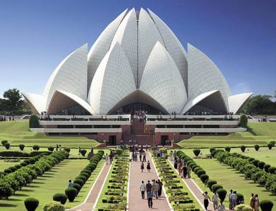 Lotus Temple Deja Vu : Scientifically Explained