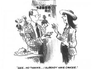 cancer joke