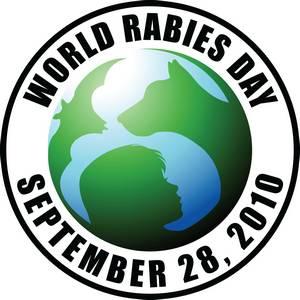 Rabies day logo