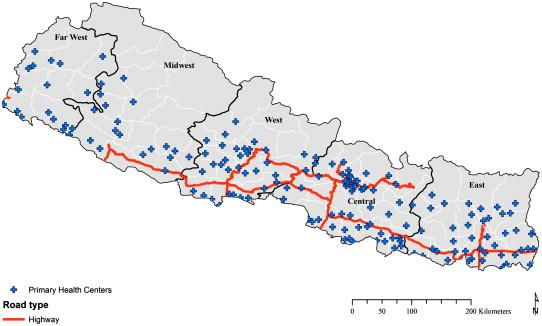 PHC nepal