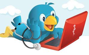 Twitter-bird-medical