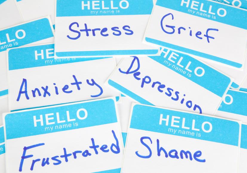 mental health labels