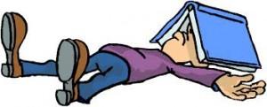 sleep and exam
