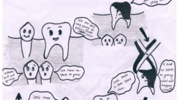 abnormal tooth loss cycle
