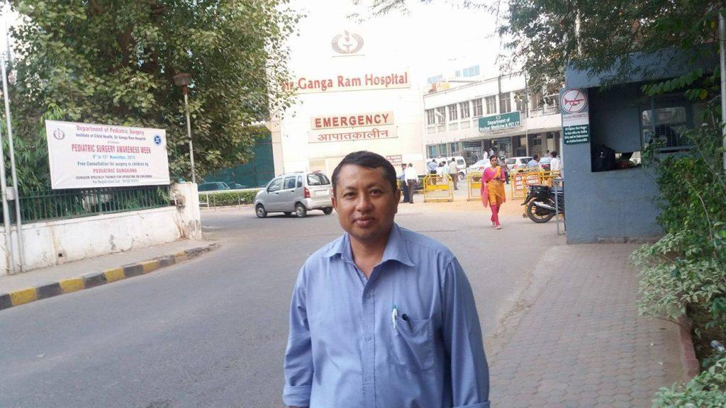 Dr Sunil chaudhari