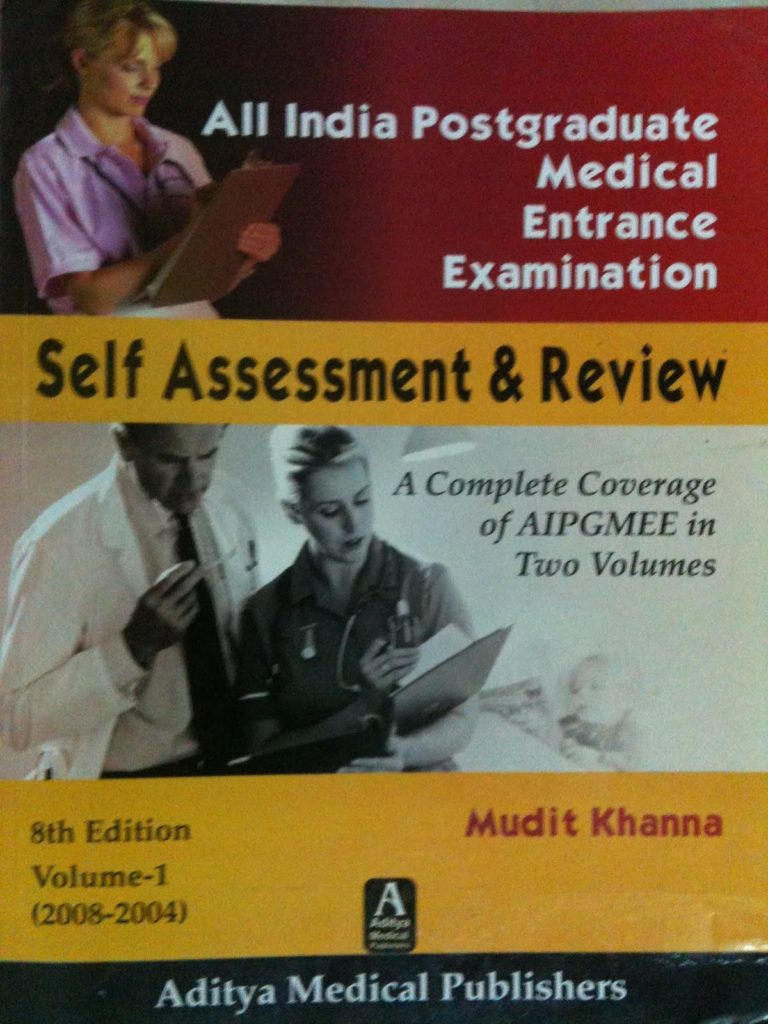 self-assessment-review-mudit-khanna-volume-1