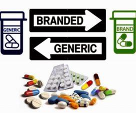 Generic Versus Branded Medicines